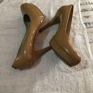 Micheal kors high heels shoes